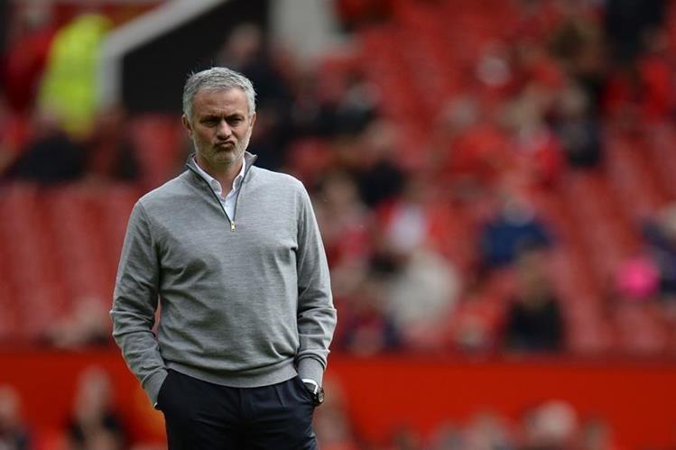 El portugués José Mourinho es acusado de fraude fiscal en su paso como entrenador del Real Madrid. (Foto Prensa Libre: Hemeroteca)