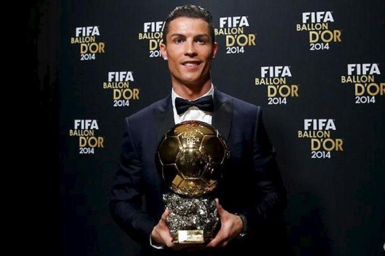 Cristiano Ronaldo es el favorito a ganar el Balón de Oro. (Foto Hemeroteca PL).
