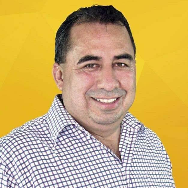 Homero Bravo Espino, candidato a alcalde asesinado en México. (Foto Prensa Libre: Facebook)