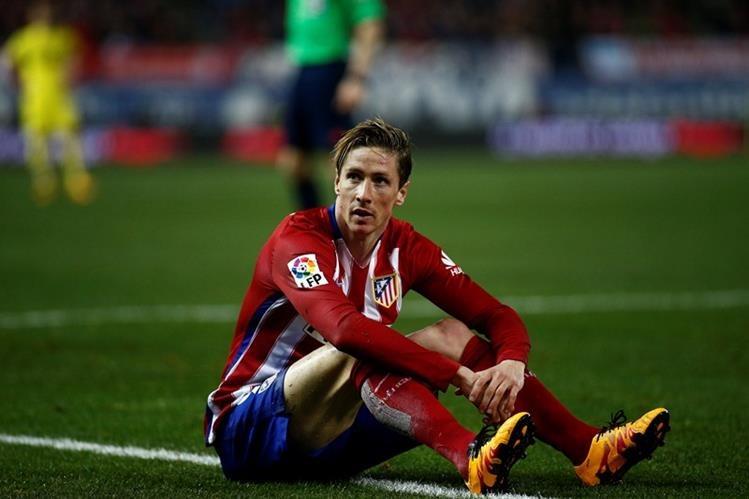El Atlético de Madrid quedó relegado en su lucha por el liderato de La Liga. (Foto Prensa Libre: AP)
