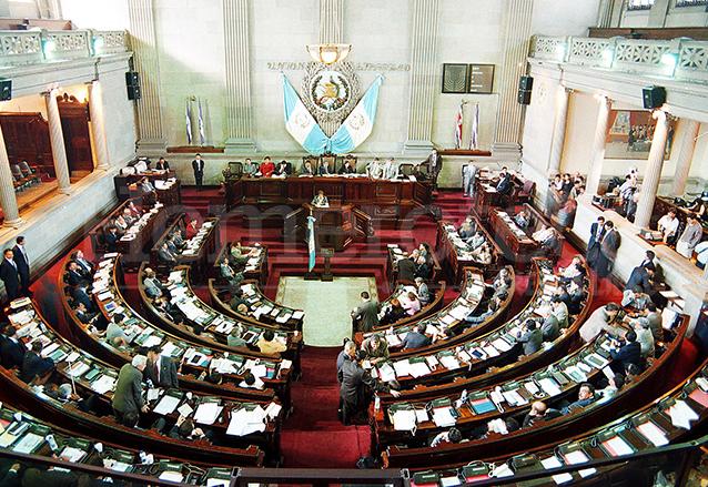 Hemiciclo del Congreso de la República en el año 2000.  (Foto: Hemeroteca PL)