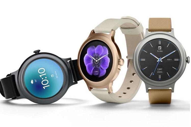 Los primeros relojes con Android Wear 2.0 son el LG Watch Sport y el Watch Style. (Foto: Hemeroteca PL).