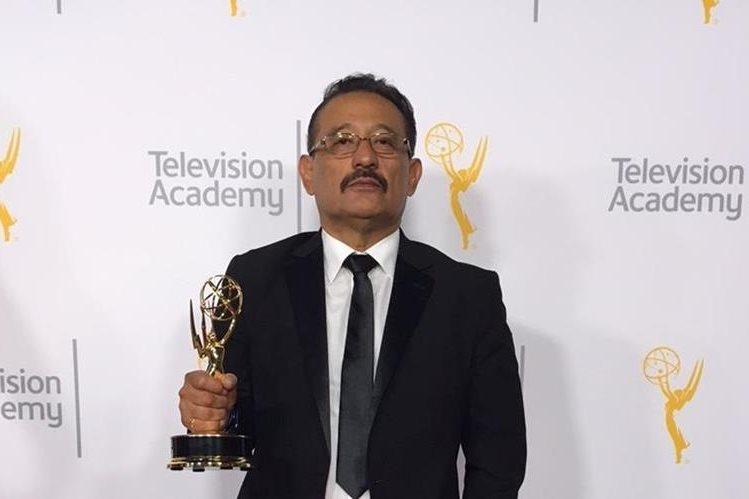 Leysser Parada ha dedicado gran parte de su vida a la televisión. (Foto Prensa Libre: Leysser Parada)