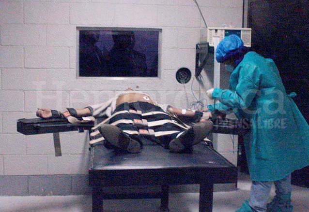 La última aplicación de la pena de muerte en Guatemala tuvo lugar el 29 de junio del 2000, y fue por medio de inyección letal. (Foto: Hemeroteca PL)