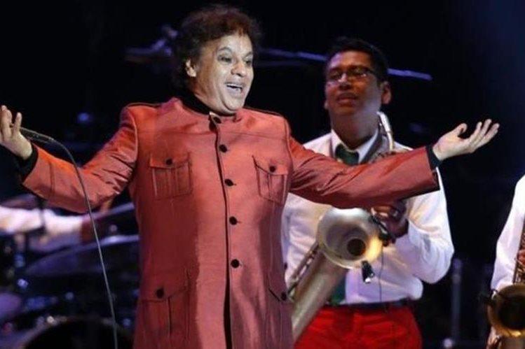 El artista mexicano Juan Gabriel murió de un infarto a los 66 años. (AFP)