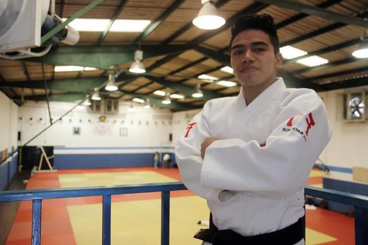 José Ramos, de 21 años, busca unirse al grupo de atletas clasificados a los Juegos Olímpicos. (Foto Cortesía: COG)