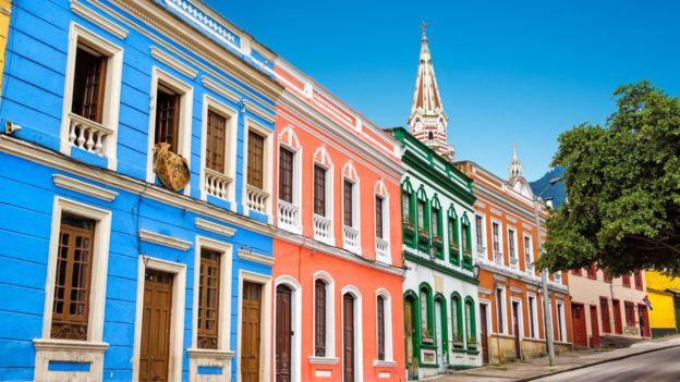 El nombre del país de Colombia solo tiene 153 años. (GETTY IMAGES)