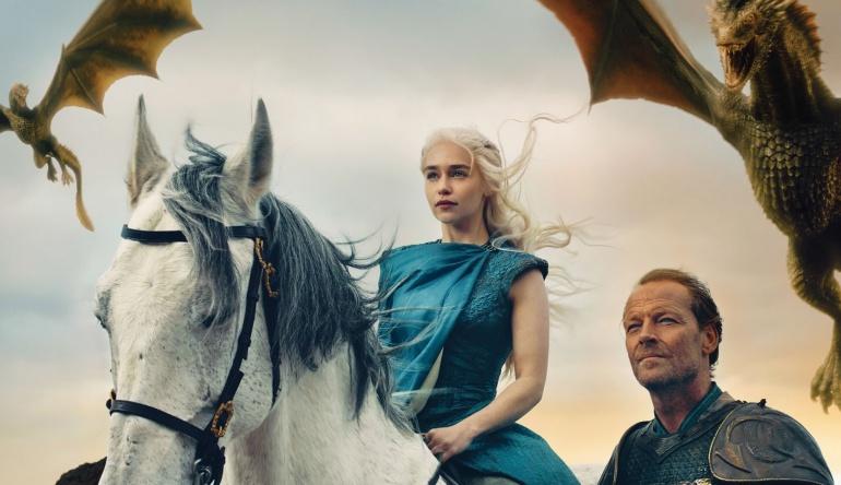 La serie Juego de Tronos ha tenido seis temporadas con las que ha cautivado a los telespectadores. (Foto Prensa Libre: HBO)