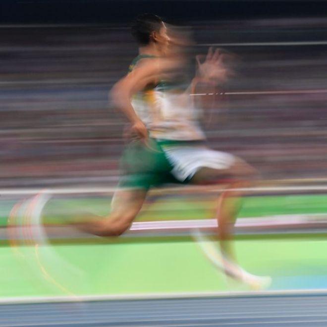 La carrera más impresionante de las Olimpiadas de Río 2016 fue obra del sudafricano Wayde van Niekerk. (Getty Images)