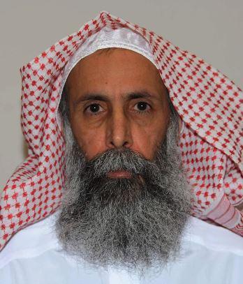El líder chií, Nimr al-Nimr,cuya ejecución por parte de Arabia Saudí atizó las tensiones en Oriente Medio. (Foto Prensa Libre: AFP).