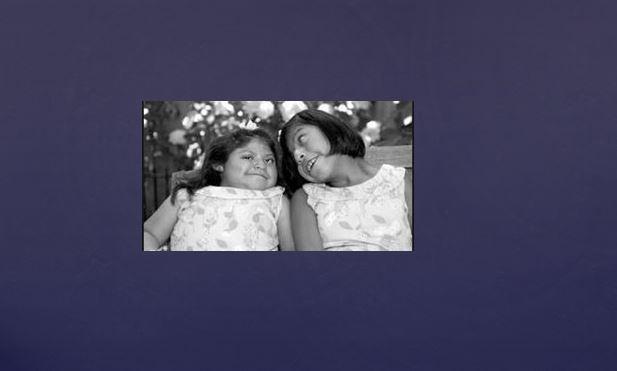 Las hermanas Josie y Teresa Quiej Alvarez, nacieron en Suchitepéquez, fueron sepadas en Estados Unidos. (Foto Prensa Libre: Tomada de internet)