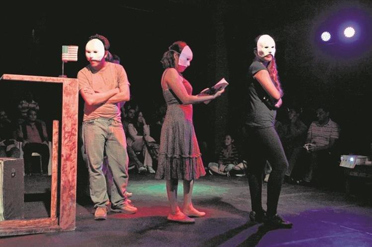 Cada 27 de marzo se celebra el Día Mundial del Teatro, y en Guatemala, cerca de esa fecha, se desarrolla el Festival Nacional de Teatro. (Foto: Hemeroteca PL)