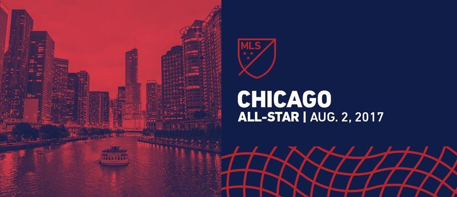 La MLS anunció que el juego de la estrellas del 2017 será en Chicago. (Foto Prensa Libre: MLS)