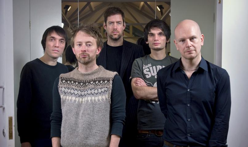 Radiohead es una de las bandas inglesas de rock más influyentes en la actualidad. (Foto: Hemeroteca PL).