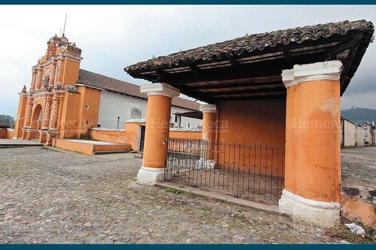 Una de las capillas en San Pedro Las Huertas. (Foto: Hemeroteca PL)