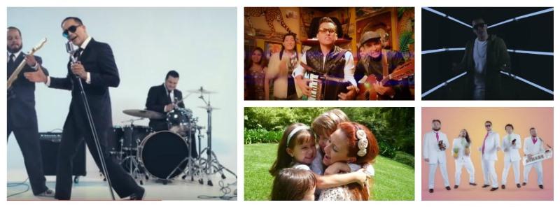 La música nacional sonó con fuerza durante el noveno mes del año. (Foto Prensa Libre: YouTube)