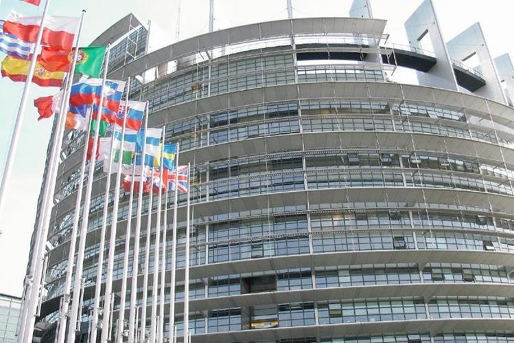 Sede del Consejo Europeo en Bruselas, donde se efectuará una cumbre.