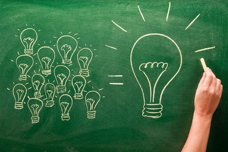 La creatividad es clave para emprender con éxito un negocio. (Foto Prensa Libre: negociosyemprendimiento.org)