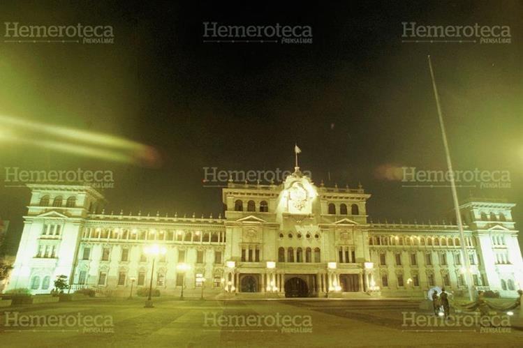 Imponente, majestuoso, así es el Palacio Nacional de la Cultura. (Foto: Carlos Sebastián)