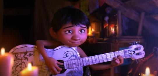 El protagonista de la historia se llama Miguel, a quien da voz el actor de origen guatemalteco Anthony González. (Foto Prensa Libre: YouTube)