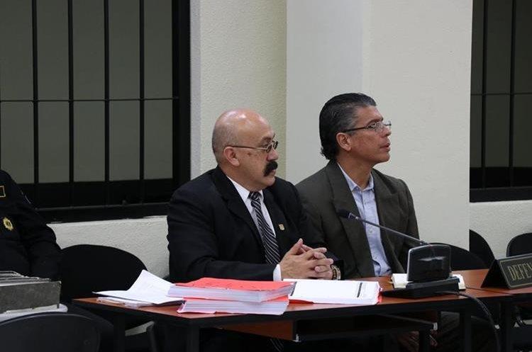 René Villavicencio es acusado lavado de dinero y tráfico de influencias. (Foto María José Longo)