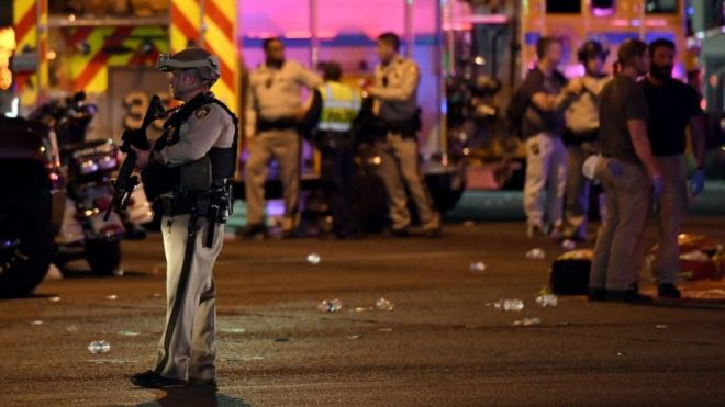 Estado Islámico se adjudicó el ataque del domingo en Las Vegas. ETHAN MILLER/GETTY IMAGES