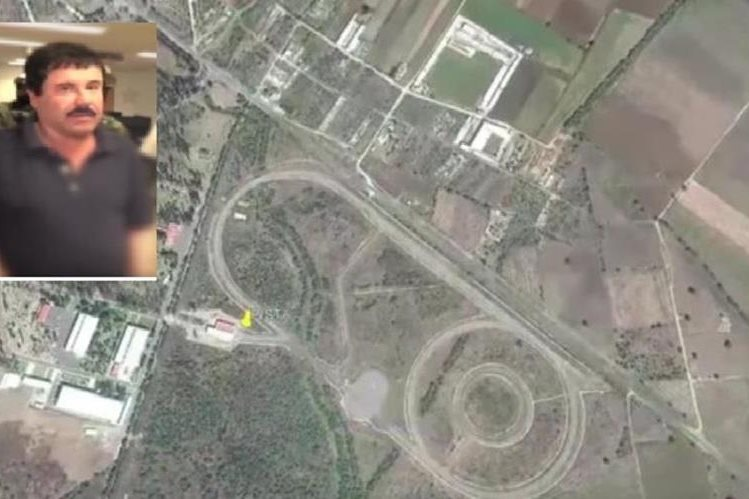 Imagen aérea ubica las instalaciones del Instituto Mexicano del Transporte.