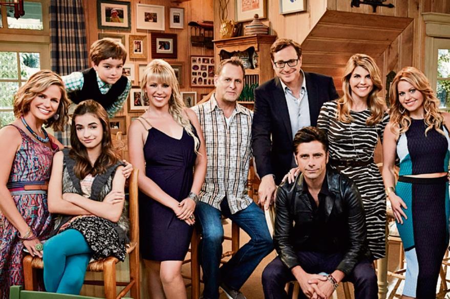 Full House, actores en la actualidad. (Foto Prensa Libre: Hemeroteca PL)