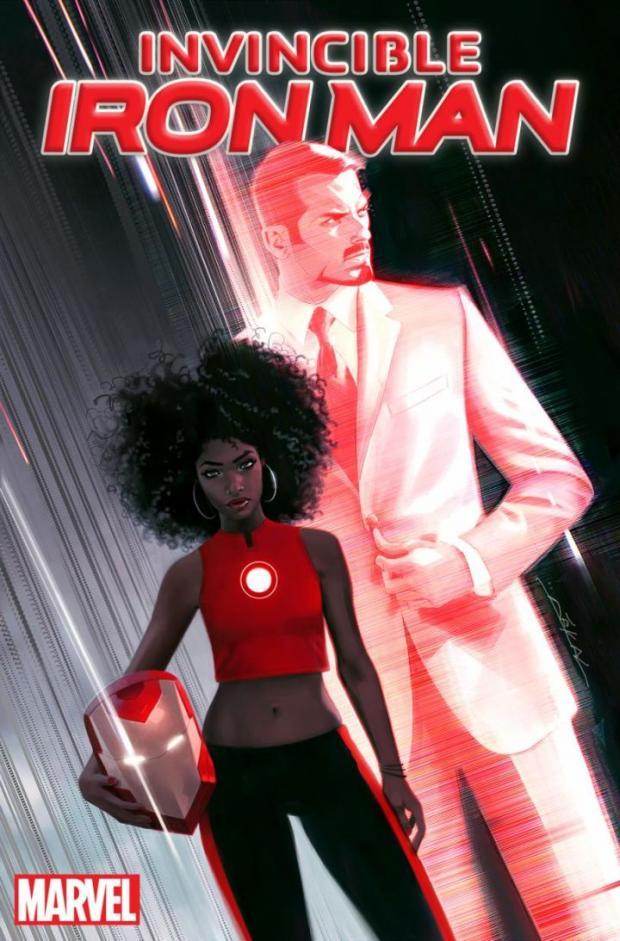 El nuevo personaje de Iron Man será una joven afroamericana llamada Riri Williams. (Foto Prensa Libre: Marvel)