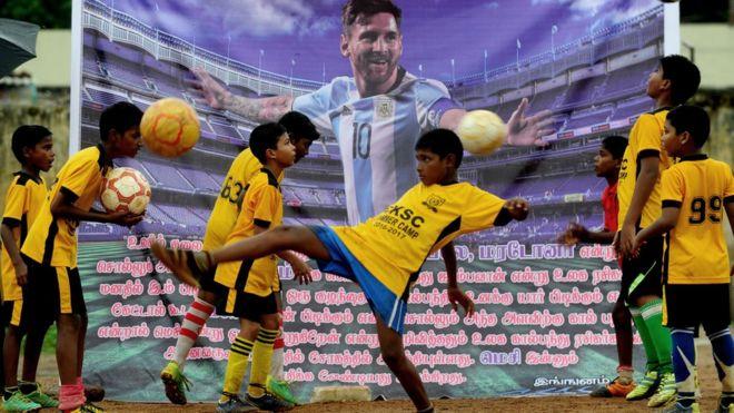 ¿Cómo se puede reconocer al próximo Lionel Messi?. (Foto Prensa Libre: Getty Images)