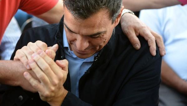 Pedro Sánchez, reúne con la Comisión Ejecutiva del PSOE tras la dimisión de 17 de sus integrantes
