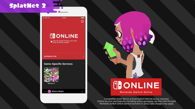 La aplicación de Nintendo Switch busca facilitar la interacción enre jugadores (Foto Prensa Libre: Nintendo).