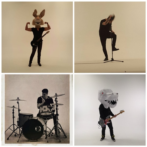 El video de Descarado tiene efectos visuales, que fueron concebido por Juan Brenner. (Foto Prensa Libre: Cortesía El Clubo)