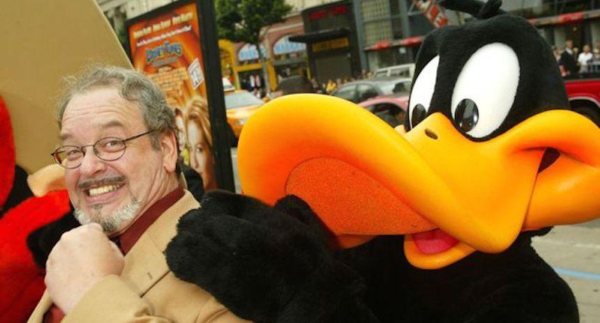 Joe Alaskey también hizo la voz del Pato Lucas. (Foto Prensa Libre: Hemeroteca PL)