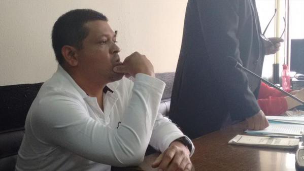 Mauro Salomón Ramírez Barrios será extraditado a EE. UU. por delitos asociados al narcotráfico. (Foto Prensa Libre: Paulo Raquec)