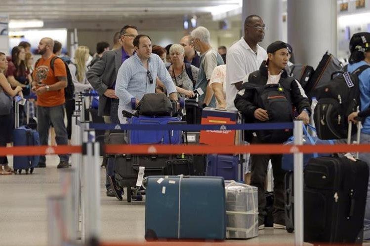 EE. UU. advierte a sus ciudadanos del peligro de viajar. (Foto Prensa Libre: AP)