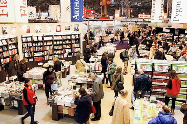 La feria del libro de Buenos Aires alberga lo más destacado del país sudamericano. (Foto Prensa Libre: infobae.com)