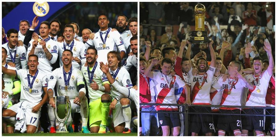 Real Madrid y River podrían enfrentarse en un partido histórico. (Foto Prensa Libre: TodoDeportes)