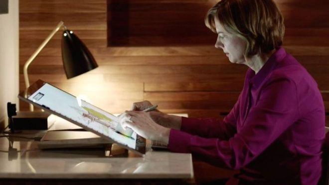 La Surface Studio de Microsoft es una computadora que presume tener características que las Mac no tienen. (MICROSOFT).