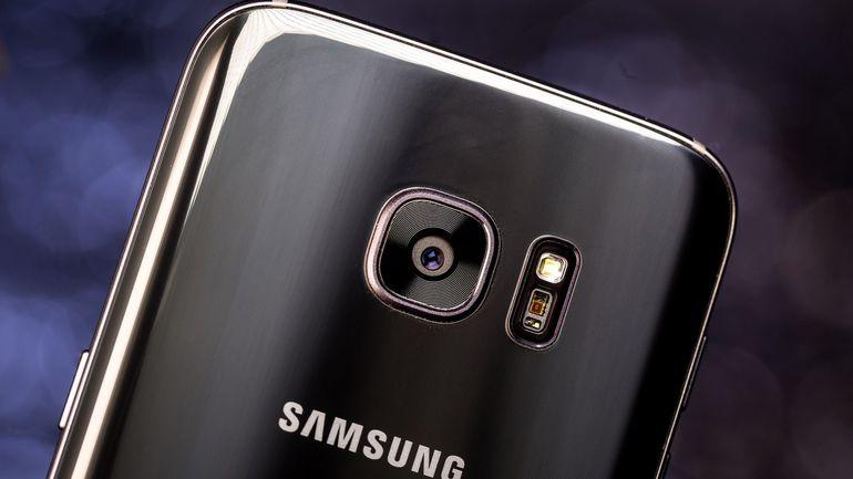 Foto del Galaxy S7 Edge, de Samsung, lanzado en 2016. Se espera que Samsung presente el S8 en abril próximo. (Foto: Hemeroteca PL).