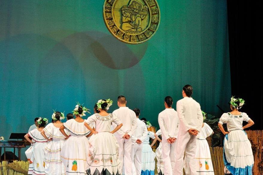 Carazamba obtuvo el primer lugar en los Juegos Florales Centroamericanos, de Quetzaltenango, en 1950.  (Foto Prensa Libre: BMF)