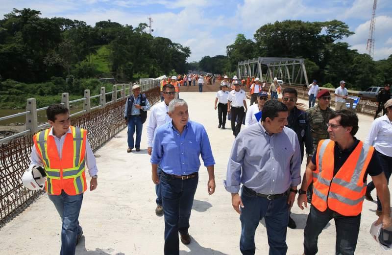 En Guatemala, la empresa habría obtenido contrato de varias obras durante el Gobierno del presidente Otto Pérez Molina.
