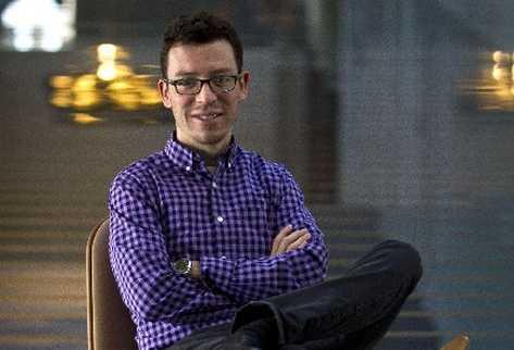 El guatemalteco Luis von Ahn tiene 35 años y es considerado uno de los 50 mejores cerebros del mundo.
