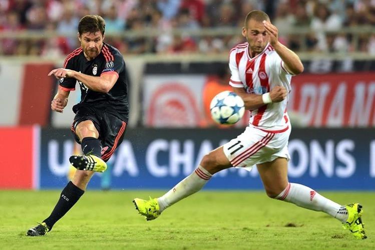 El futbolista español Xabi Alonso afirma que el siempre cumplió con sus obligaciones fiscales. (Foto Prensa Libre: AFP)