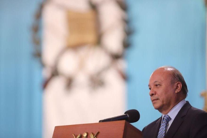 Ministerio de Cultura y Deportes asegura que en el 2017 habrá varias actividades artísticas en honor de Miguel Ángel Asturias. (Foto Prensa Libre: Ministerio de Cultura y Deportes).