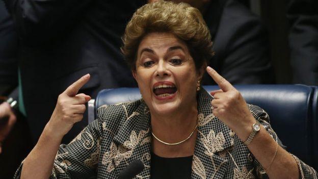 Rousseff fue suspendida por supuestamente maquillar las cuentas del gobierno. (GETTY IMAGES).