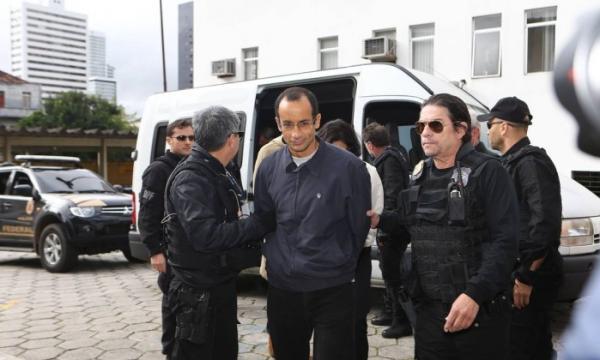 Marcelo Odebrecht, condenado a 19 años por el caso Petrobras.