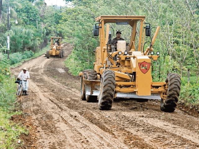 La ejecución de nuevas obras está comprometida ante los compromisos de gasto. (Foto Prensa Libre: Hemeroteca PL).