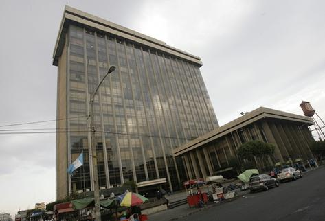 Ministerio de Finanzas Públicas. (Foto Prensa Libre: Archivo)