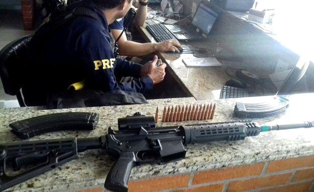 Armas de grueso calibre y explosivos se utilizaron en el ataque. EPA